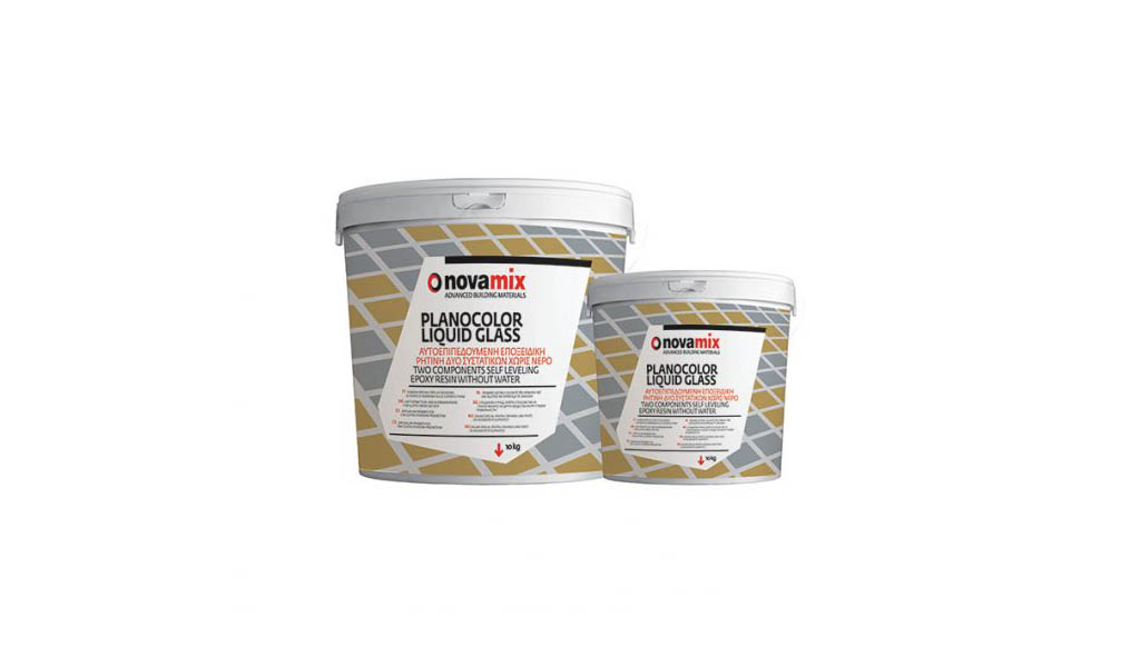 novamix planocolor liquid glass