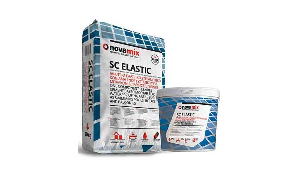 novamix sc elastic