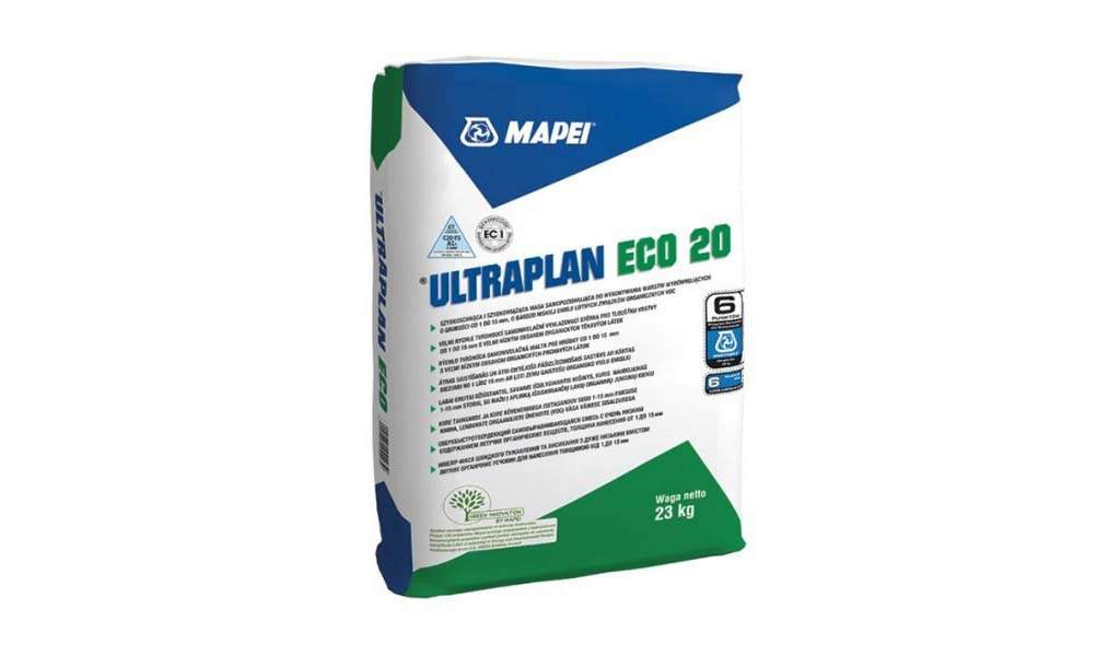 mapei ultraplan eco 20